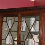 Two-Part Corner Cupboard