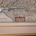 Virginia Map by Blaeu