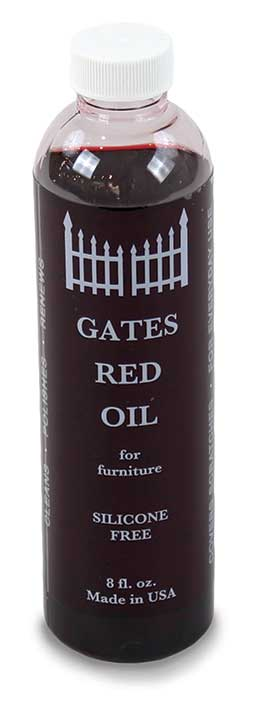 Gates Red Oil Furniture Polish