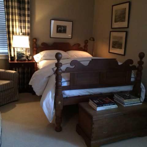 Bed restoration