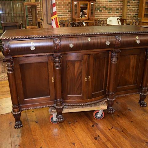 Empire Revival Sideboard