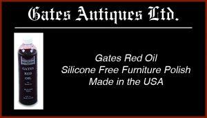 Gates Red Oil Silicone Free Furniture Polish