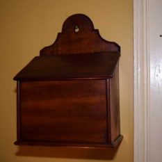 Hanging Candle Box